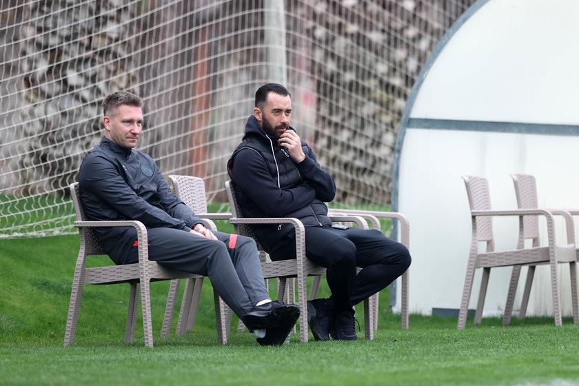 Lubomir Guldan najpierw ogłosił, że kończy piłkarską karierę, a za moment został przedstawiony jako dyrektor sportowy