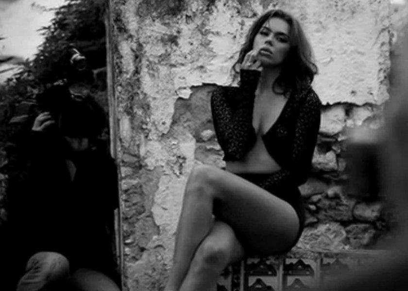 Lilliana Matthaus w seksownej sesji