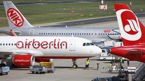 Linie Air Berlin odwołują loty