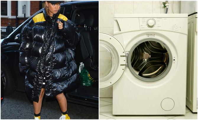 Trik za pranje perjanih jakni koji stvarno radi!