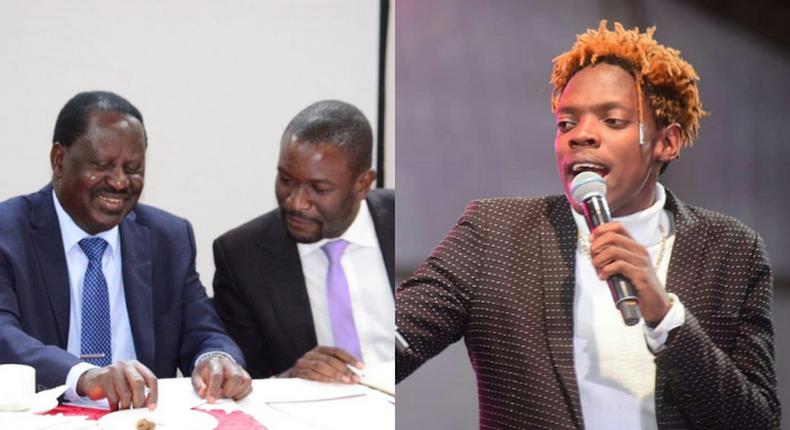 Edwin Sifuna responds after comedian Fred Omondi claimed Raila owes him Sh300K