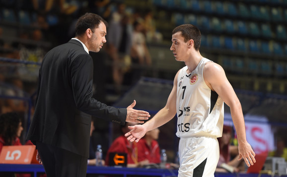 Nenad Čanak i Aleksandar Aranitović