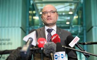 Ziobro: Napaść na Zaradkiewicza była tak duża, że zrezygnował