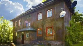 Prawie stuletnie unikatowe stalowe domy w Zabrzu wciąż są zamieszkane