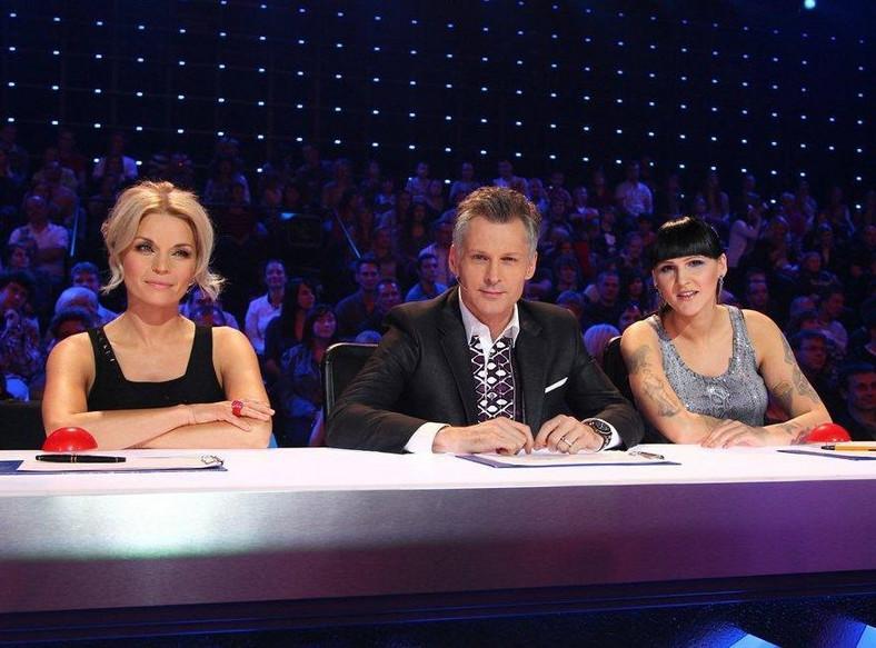 "Jury ""Mam talent"""