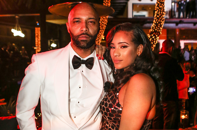 Rumour has it that Joe Budden and his fiance, Cyn Sanatana have reportedly ended their four months engagement [BillBoard]