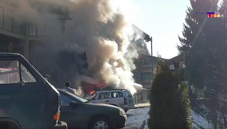 Eksplozija u Ivanjici