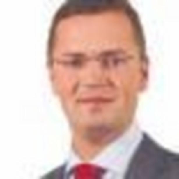 Zbigniew Szczerbetka, lider Sektora Instytucji Finansowych w Europie Środkowej, Deloitte Fot. Materiały prasowe