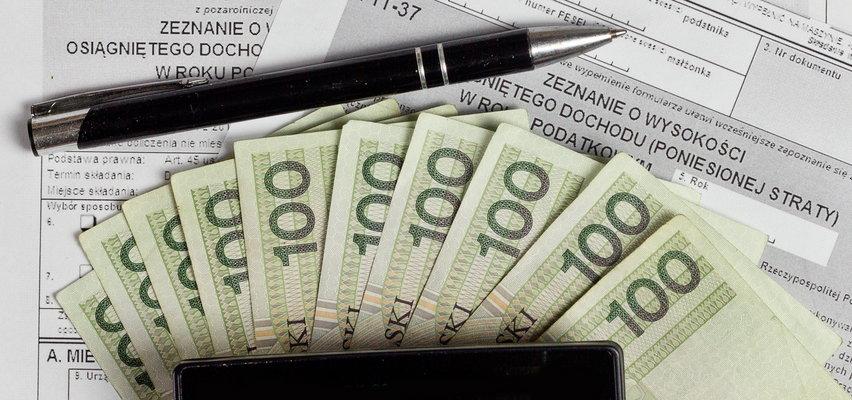 PIT 2020 - zwrot podatku - do kiedy pieniądze wpłyną na konto?