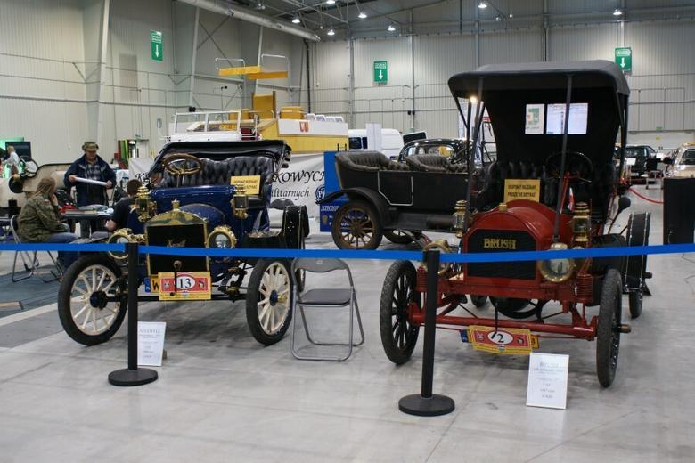 Auto Nostalgia - auta 100-letnie