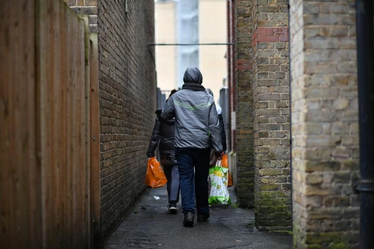 "A former drug addict says political circles need ""someone who is a bit more realistic and lived on the streets of London, on the poverty side"""
