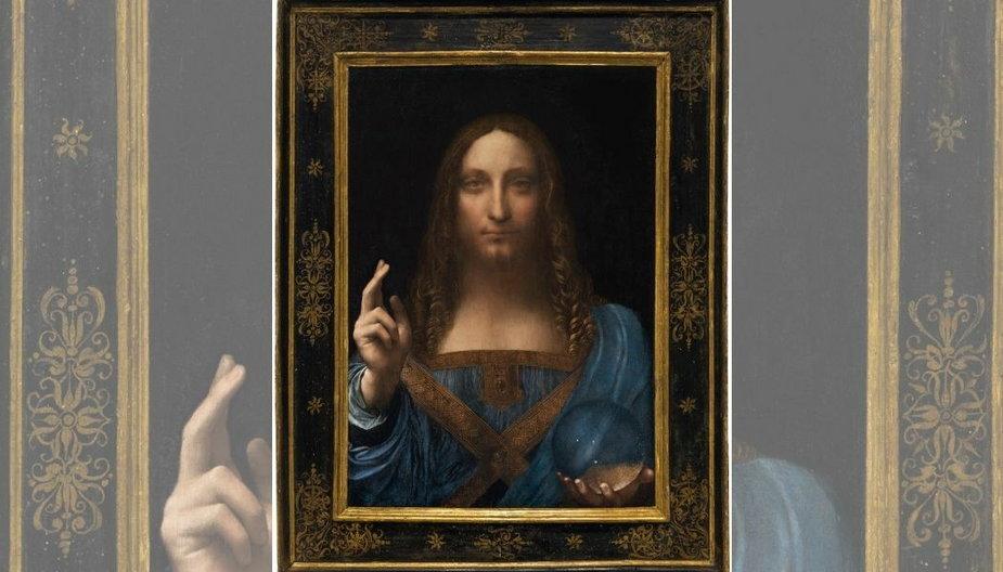 """Obraz """"Salvator Mundi"""" odnaleziony. Odkilku lat los dzieła pozostawał nieznany"""