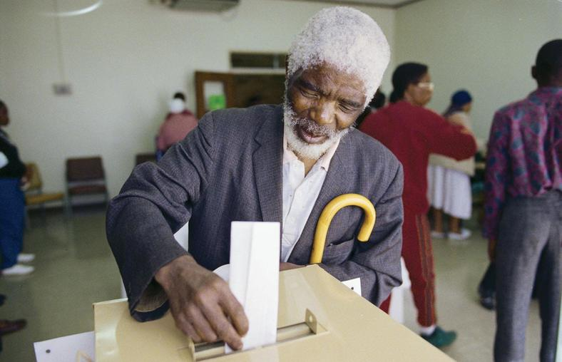 Next year, over a dozen polls will be conducted in Africa