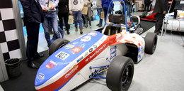 Studenci z AGH skonstruowali prawdziwy wyścigowy bolid
