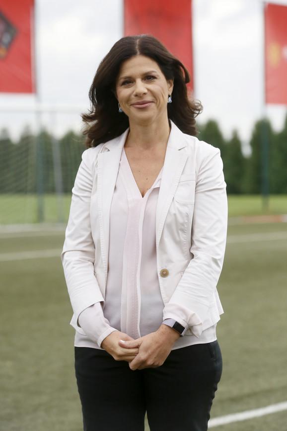 Slavica Pavlović, predsednik Izvršnog odbora Eurobanke