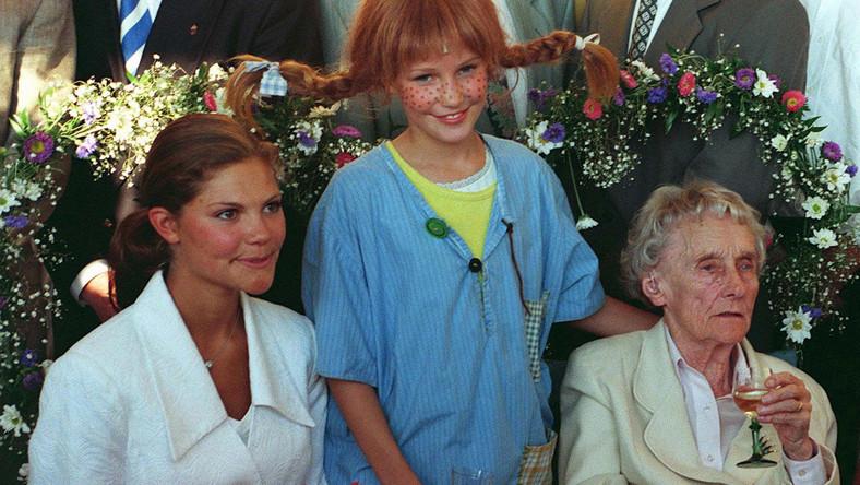 Astrid Lindgren, Pipi i księżniczka Victoria
