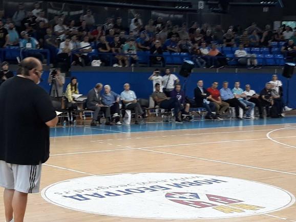 Aleksandar Džikić bio je jedan od predavača
