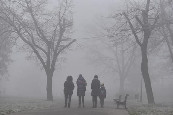 Uprkos visokim temperaturama koje nam predstoje, jutarnji mraz nećemo izbeći