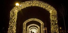 Jest kryzys, ale prezydent Gliwic kupił światełka za 160 tys zł!