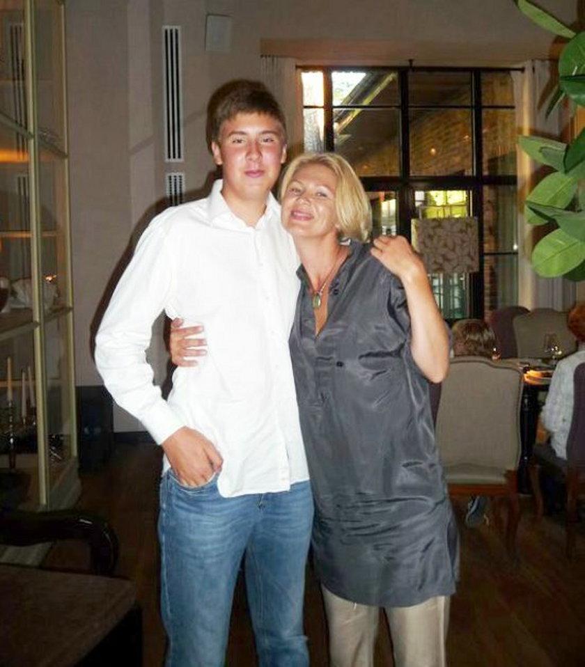 19-letni syn Igoria Sosina udusił swoją matkę