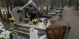 Uwaga! Na cmentarzach grasują złodzieje!