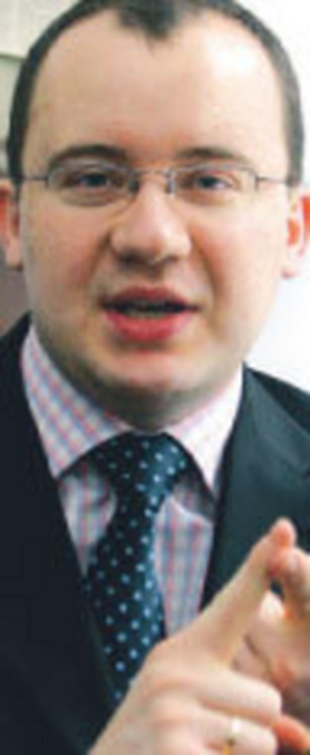 Adam Bodnar, sekretarz Helsińskiej Fundacji Praw Człowieka