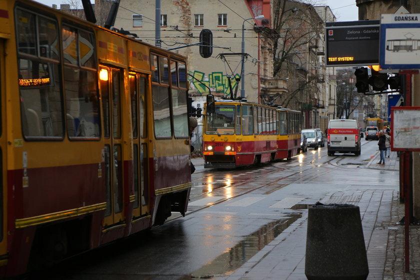 W Łodzi został uruchomiony obszarowy system sterowania ruchem