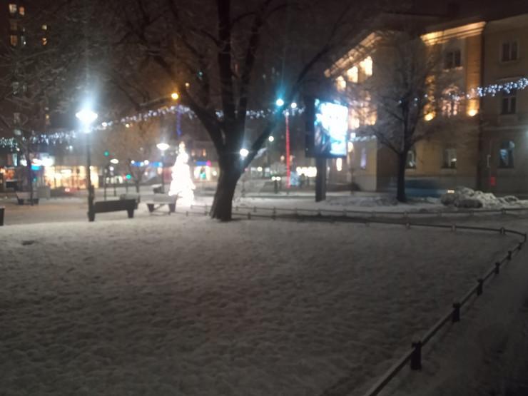 Užice sneg