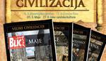 Velike civilizacije: Zakoračite u misteriozno carstvo Maja 20. marta uz Blic