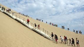 Dune du Pyla - największa wydma w Europie