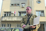 Šabac Aleksandar Bučin, Policijska uprava, zgrada foto RAS