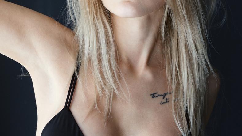 Tatuaże Na Obojczyku Wzory Jaki Tatuaż Na Obojczyku