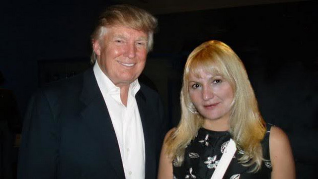 Zahvalna je Trampu na svemu