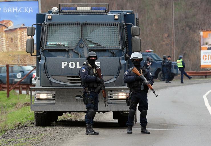 Kosovo policija 2 foto tanjug ap