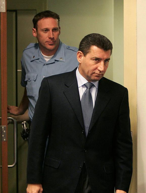 Gotovina osuđen na 24 godine zatvora zbog zločina nad Srbima