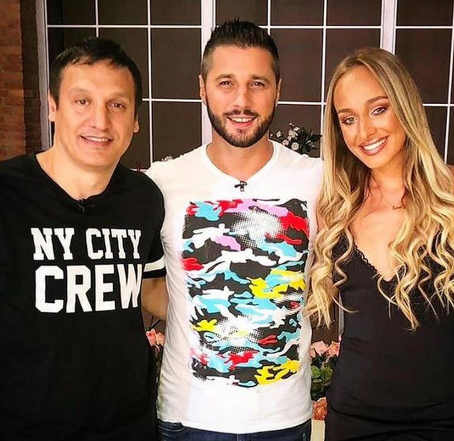 Gagi Đogani, Marko Miljković i Luna