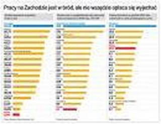 Praca za granicą: w poszukiwaniu polskiego specjalisty