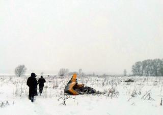 MAK: Powodem katastrofy AN-148 mogły być zaniedbania pilotów