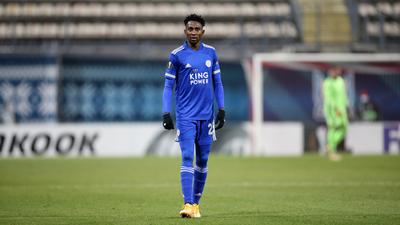 Leicester City midfielder Wilfred Ndidi returns to action after 2 months out with injury