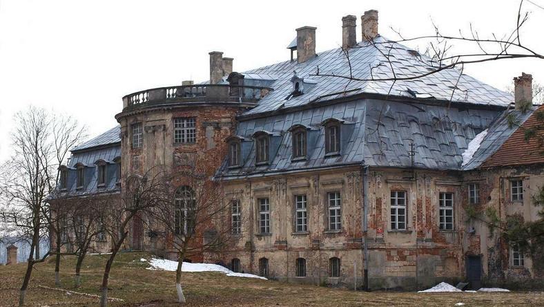 Pałac w Minkowskich
