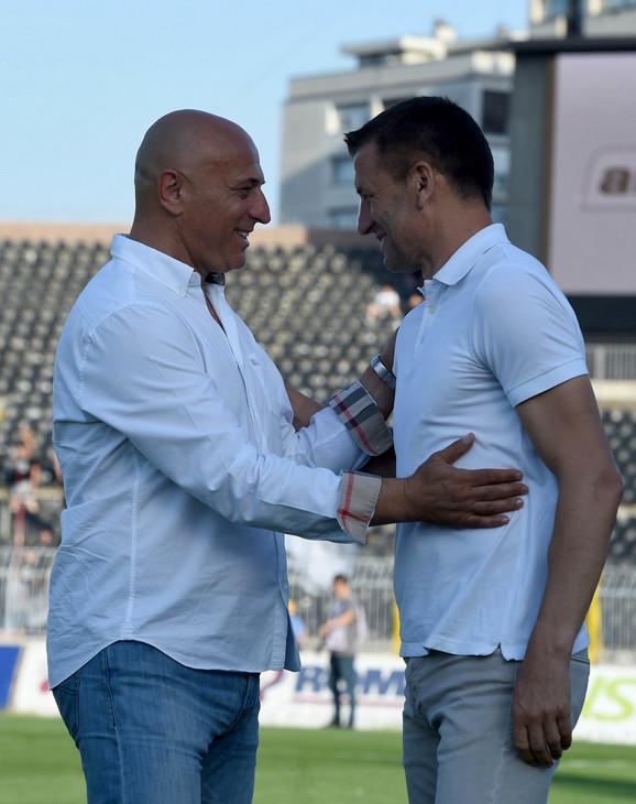 Miroslav Đukić i Dragan Antić