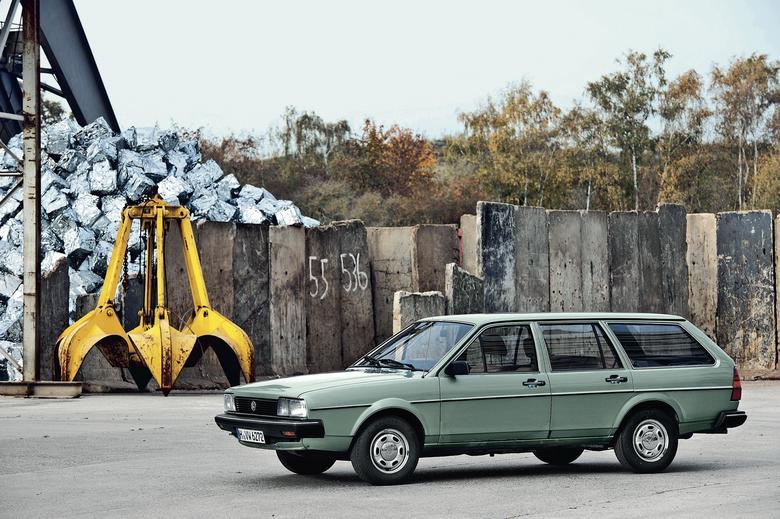 Volkswagen Passat Variant (B2)