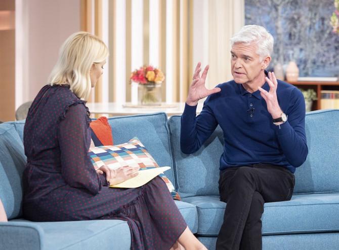 Filip sa Holi Vilobi u emisiji u kojoj je otkrio najvažniju istinu