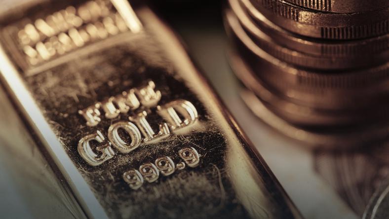 Wzrost cen złota 17 maja był największą dzienną zwyżką od czerwca 2016 r.