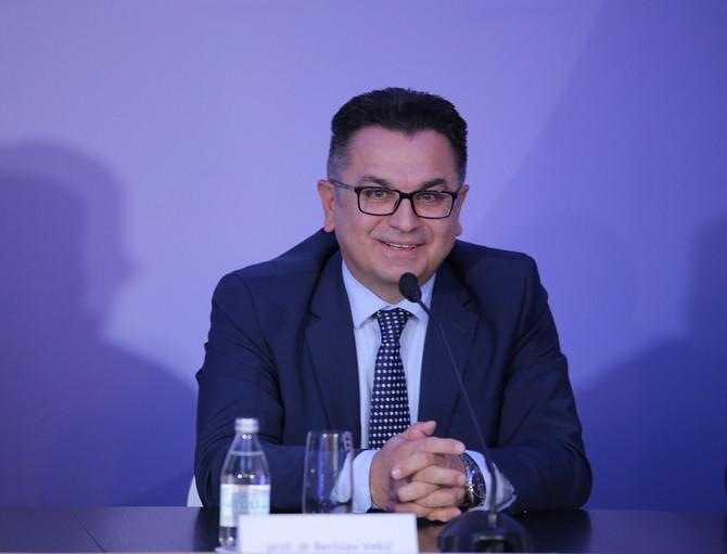 prof dr Berislav Vekić, državni sekretar u Ministarstvu zdravlja