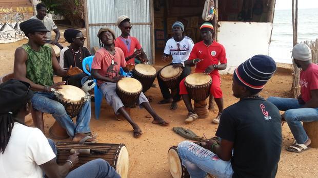 Senegalczycy kochają muzykę, sport, sztukę i dobre jedzenie