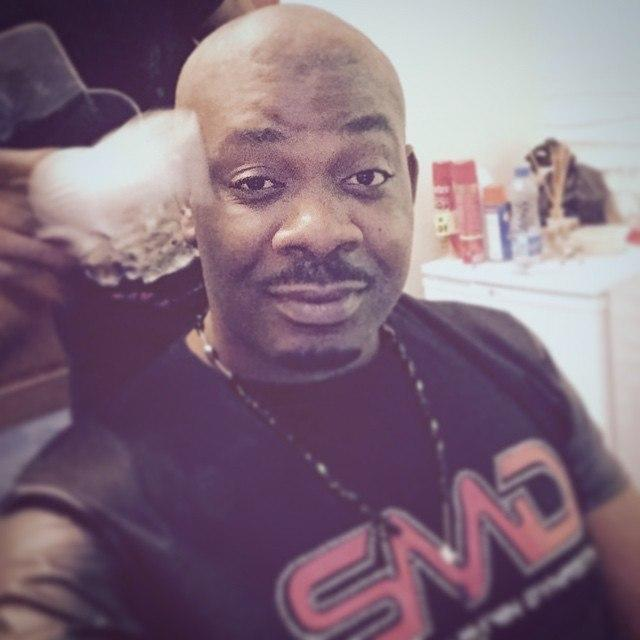 With over 5.3 million followers, Don Jazzy is the 6th most followed celebrity on Instagram