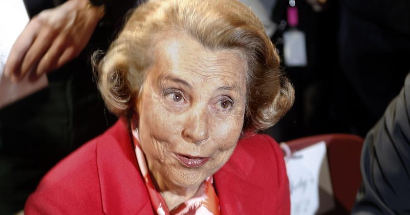 Po śmierci Liliane Bettencourt akcjonariusze firmy kosmetycznej są w bardzo dobrych nastrojach