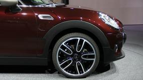 Nowy Mini Clubman - znamy paletę silnikową! (Frankfurt 2015)