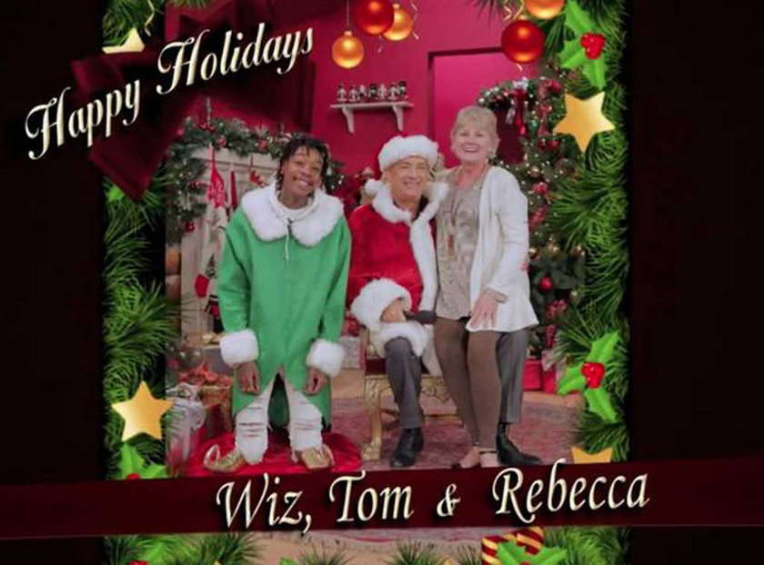 Tom Hanks & Wiz Khalifa